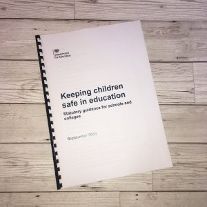 123 Keeping Children Safe in Education