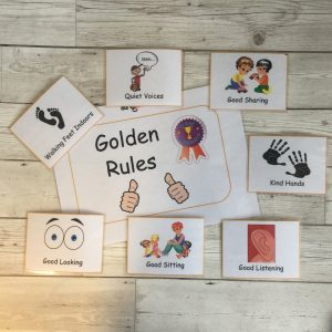 144 Golden Rules Visual Aids