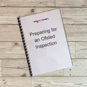 158 Preparing for Ofsted Inspection Booklet