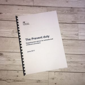 166 The Prevent Duty