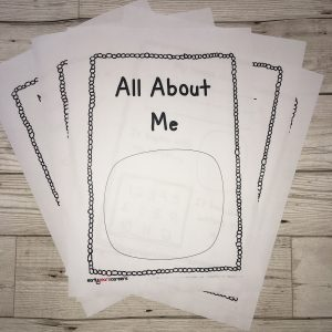 184 All about me school readiness booklet -