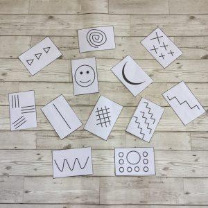 198 Mark Making Patterns