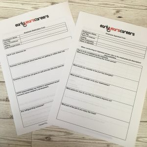 Appraisal and Supervision Form