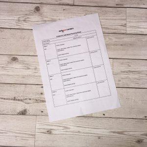 Children's Individual Planning 114